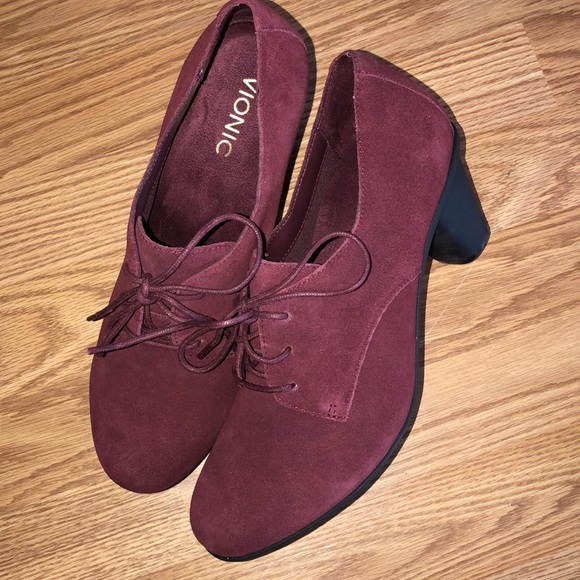 Vionic Shoes | Heel Tie Qvc Loafer